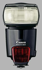 Canon Speedlite 580EX - essai photo