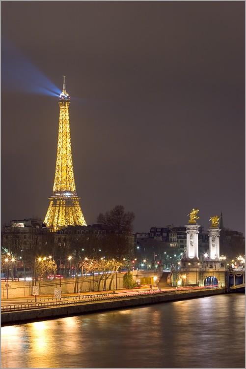 Tour Eiffel Amp Pont Alexandre Iii 224 Paris Photographi 233 S La