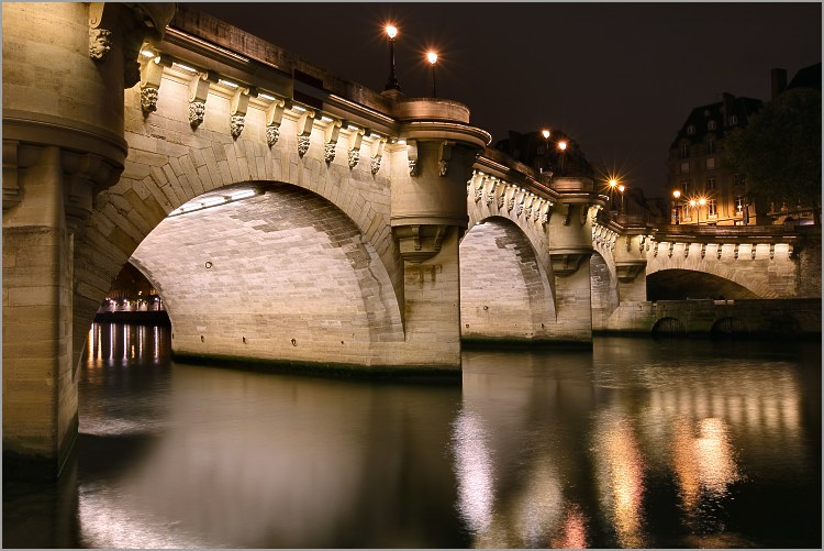 la seine et le pont neuf paris canon 5d ef 16 35mm f. Black Bedroom Furniture Sets. Home Design Ideas